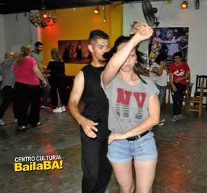 Noches de bachata en BailaBA