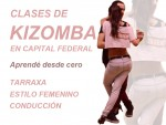 Clases de kizomba en Capital Federal