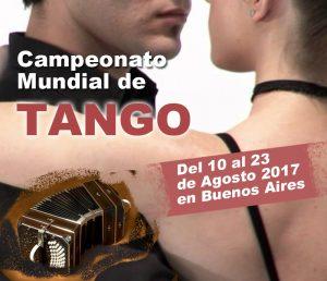 Mundial de tango en Buenos Aires 2017