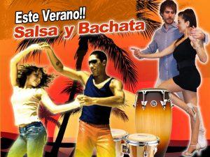 Clases de salsa y bachata en Verano